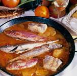 Guisado de pescado