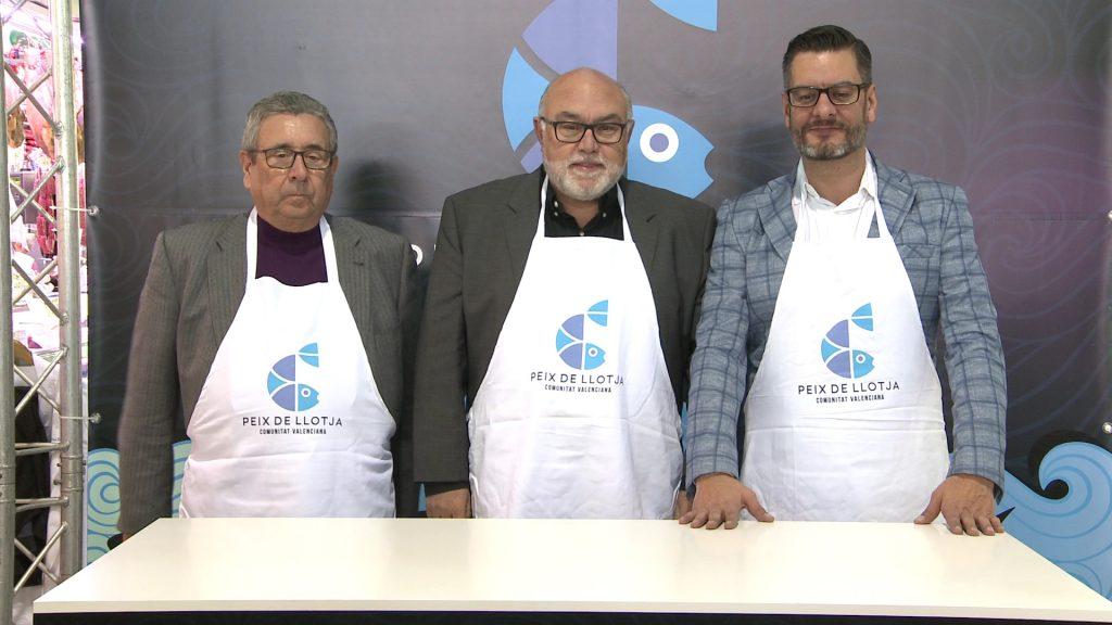 El Mercado de Ruzafa acoge la presentación de la marca 'Pescado de Lonja de la Comunidad Valenciana'